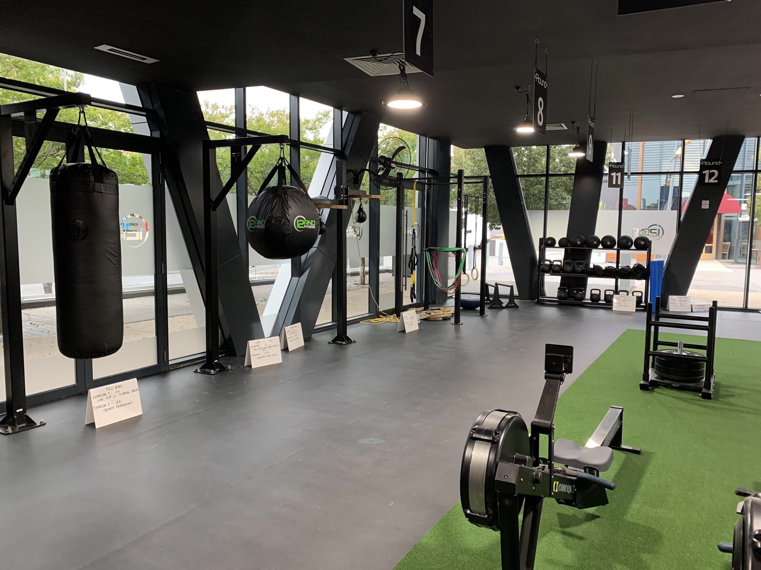 Boxing, functional strength & HIIT studio in prime residential location