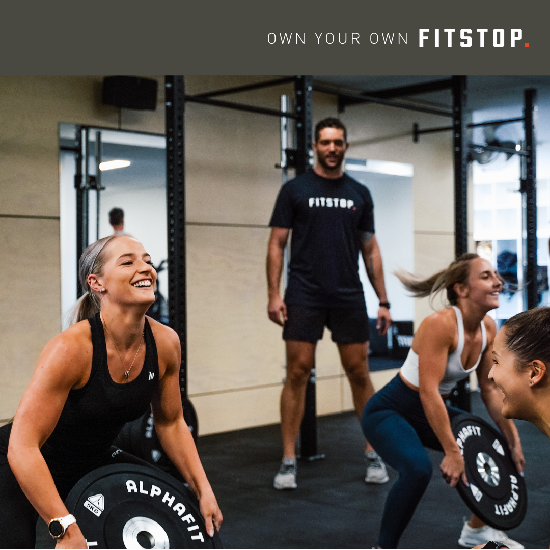 OWN YOUR OWN FITSTOP FRANCHISE