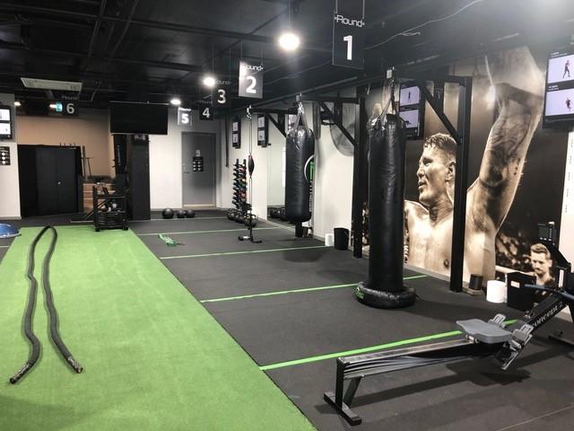 Boxing, functional strength & HIIT Studio – Under Full Management