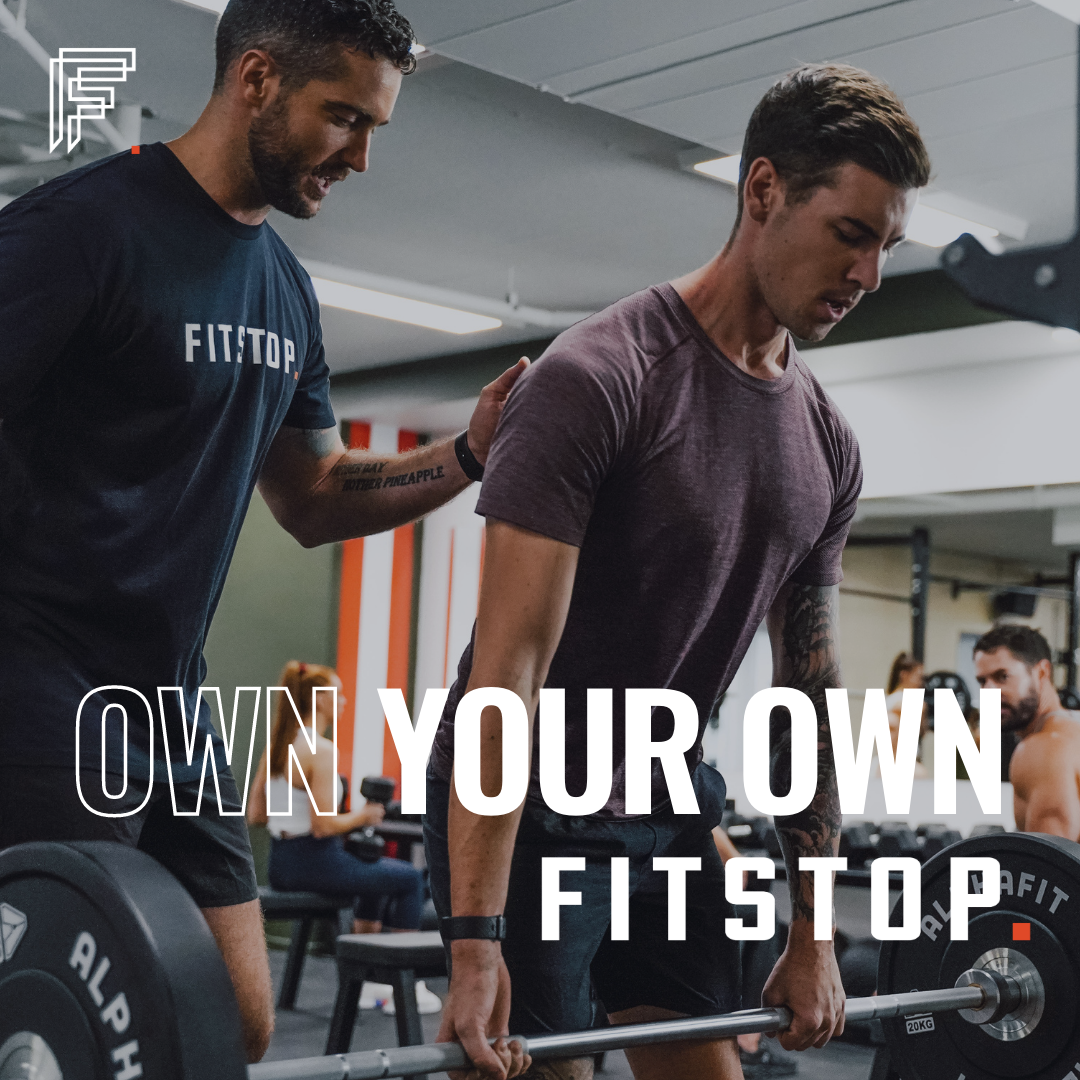 OWN YOUR OWN FITSTOP FRANCHISE – NORTHERN BEACHES